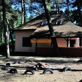 Kamionki Małe - dom z pięknym widokiem na jezioro, duża działka rekreacyjna