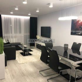 Dwupoziomowy, urządzony apartament w Kaliszu