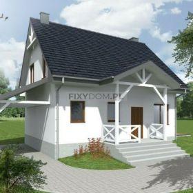 Nowy dom w Chłopach