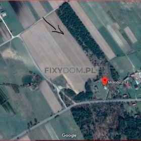 Działka rolno-budowlana, Mołodycz, Podkarpackie