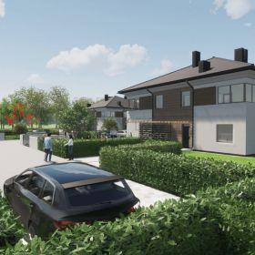 Dom 110m 4 pokoje Rzgów PTAK Apartments